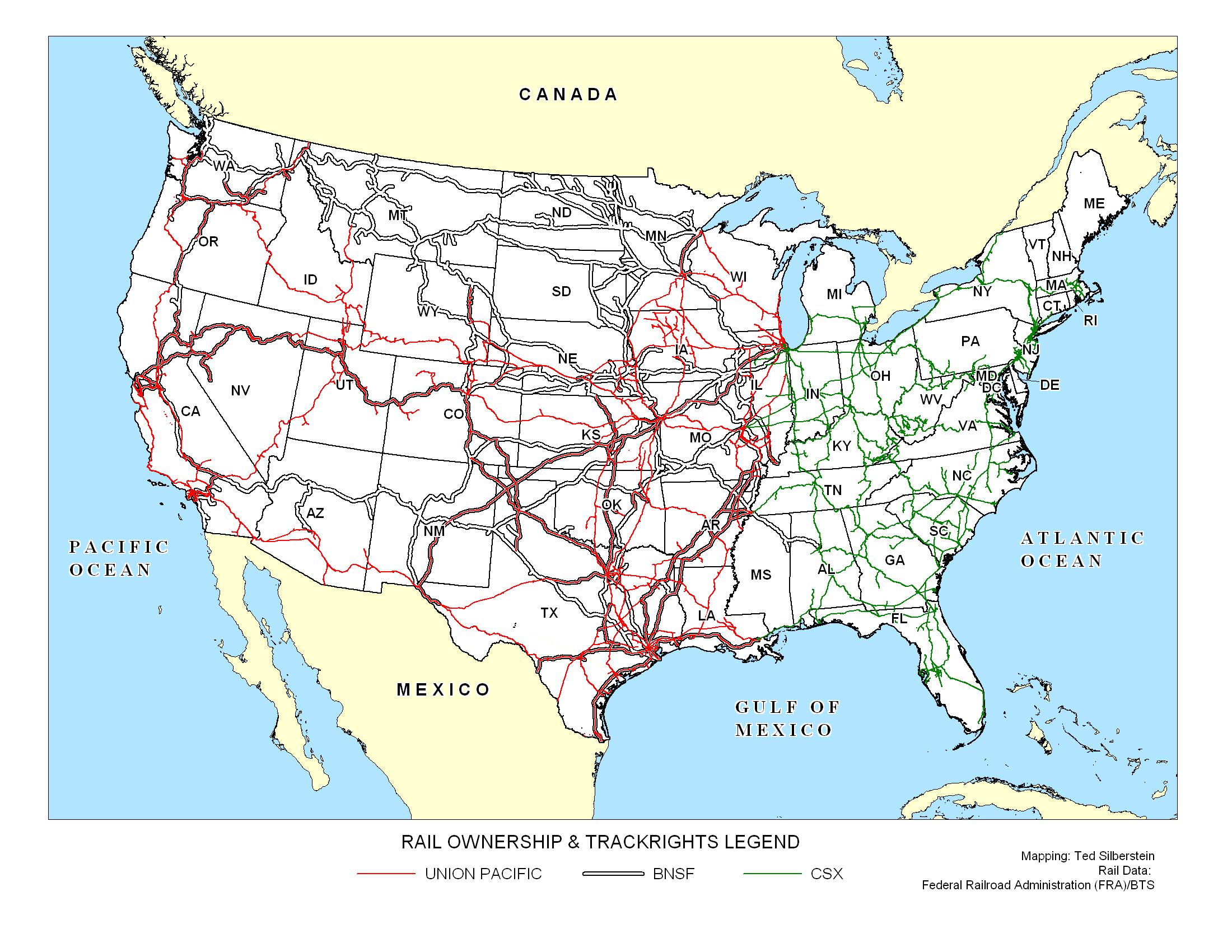 Maps S Railroads In Florida United States Historical Maps - Us railroad map 1880